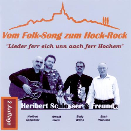 Vom Folk Song zum Hock Rock